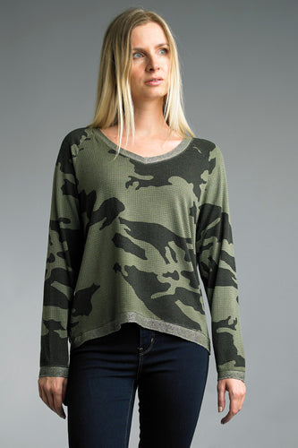 Camo must have tee