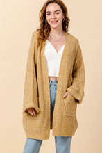Load image into Gallery viewer, Dahlia Oversized Cardigan