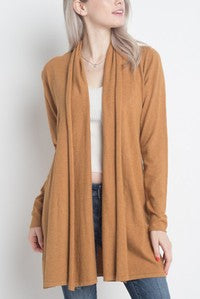 Open Fall Cardigan