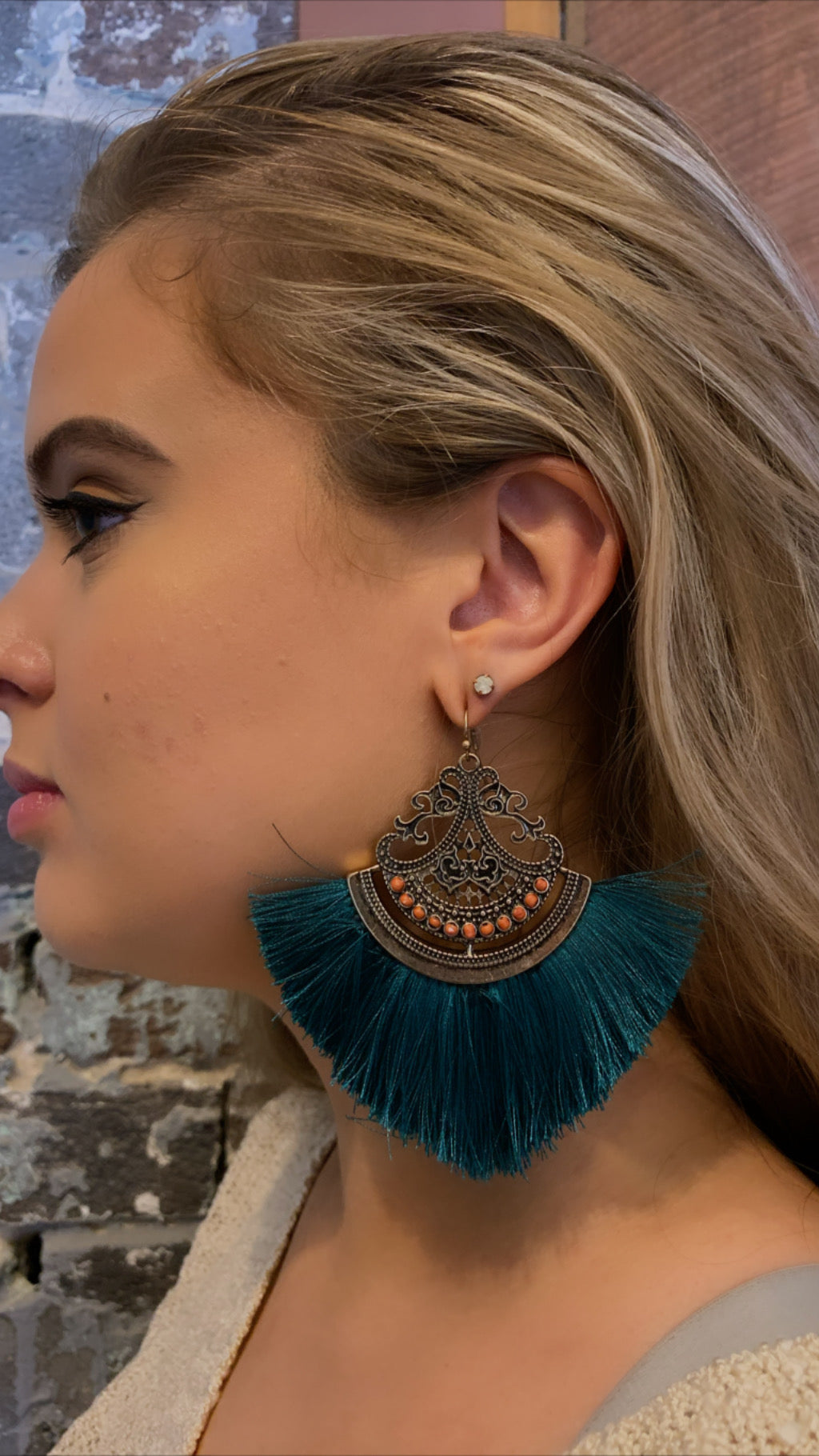 Influencer Earrings