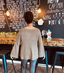 CC Belle Sleeve Sweater