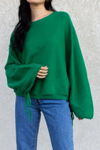 Load image into Gallery viewer, Kora Ribbed Sweater