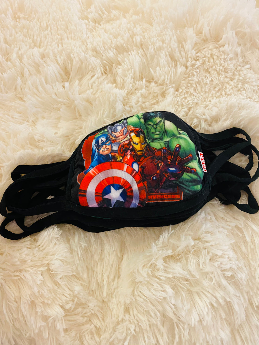 Kids Avenger Mask