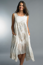 Load image into Gallery viewer, Kacy Linen Dress.
