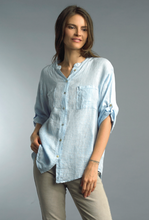 Load image into Gallery viewer, Persia linen shirt