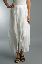 Load image into Gallery viewer, Tara Linen Bubble Skirt