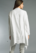 Load image into Gallery viewer, Mela Open Linen Cardigan