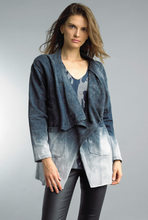 Load image into Gallery viewer, Betsy Dip Dyed Jacket