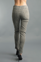Load image into Gallery viewer, Taupe Studded Joggers