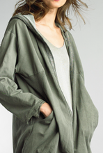 Load image into Gallery viewer, Lazy Day hooded cardigan