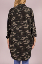 Load image into Gallery viewer, Ranger Camo Midi Jacket