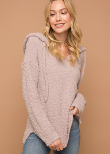 PLUS SIZE Shayla Cozy Pullover Sweater