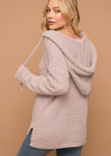Load image into Gallery viewer, PLUS SIZE Shayla Cozy Pullover Sweater