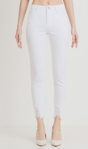 Must Have White Jeans
