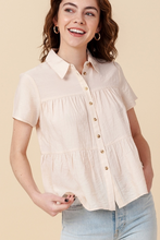 Load image into Gallery viewer, Sheri Tiered Shirt