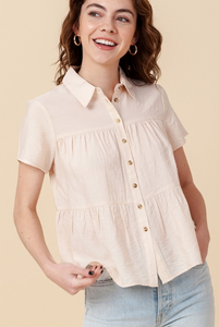 Sheri Tiered Shirt