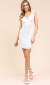 Stephanie Knot Dress