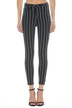 Load image into Gallery viewer, Kayla Stripe Skinny Jean