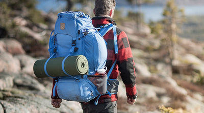 Choosing the right kind of backpack for a camper