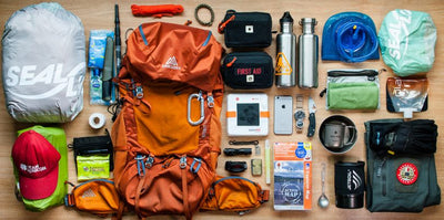 Essential camping gear to make your adventure a more comfortable one