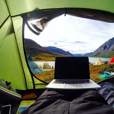 Here's why shopping online for outdoor gear is a cool idea