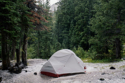 What to Do in Case of a Storm or Bad Weather While Camping