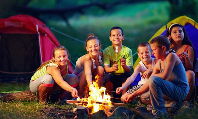 Family Camping Tips – What to Remember When Taking the Kids