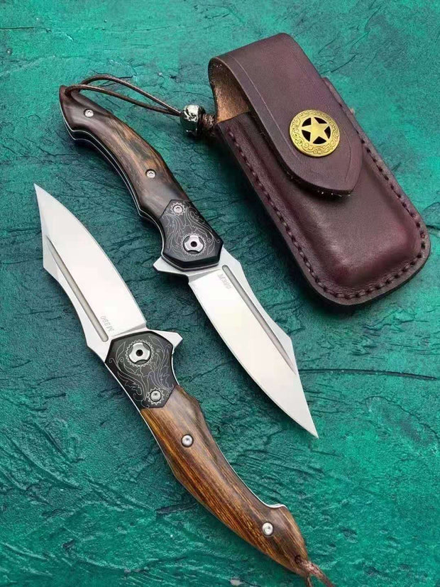 Wickman M390 Outdoor Knife