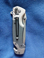 Doom Blade Folding Knife - A
