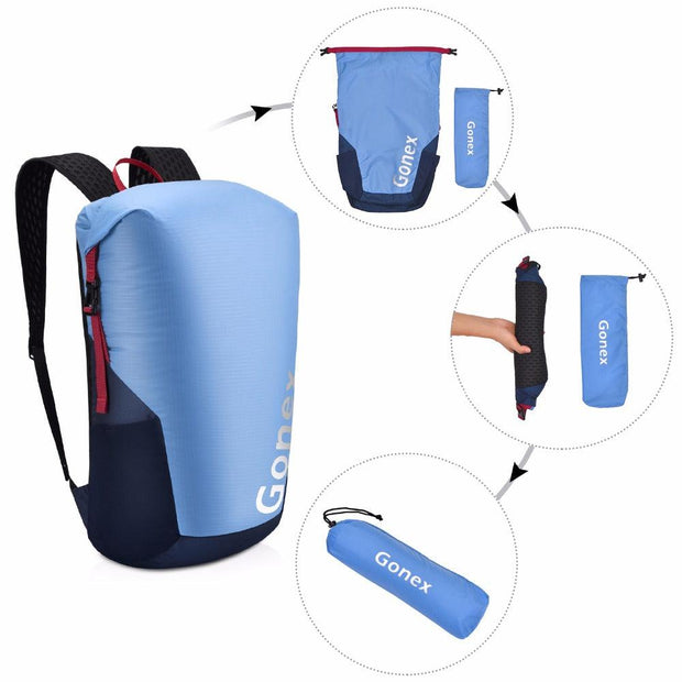 35L Ultralight Foldable Sports Daypack
