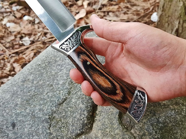 Pro Fixed Blade Outdoor Knife
