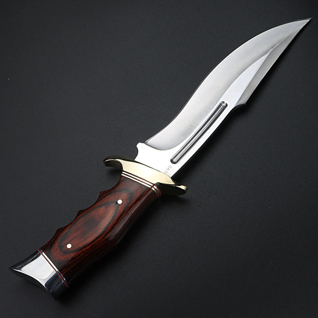 Whirlwind Fixed Blade Outdoor Knife