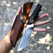 Benevolence Fixed Blade Knife