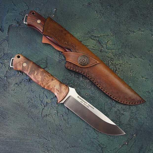 Adventure Sworn Bushcraft Knife