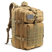 45L Tactical Military Style Backpack