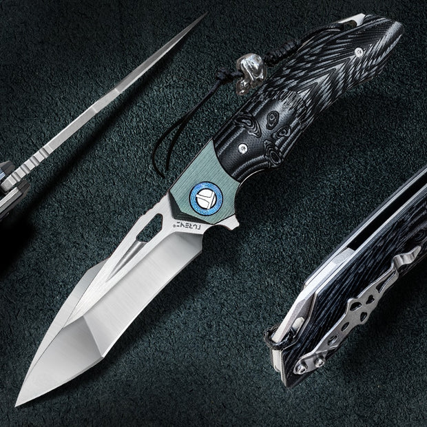 The Equalizer D2 Knife