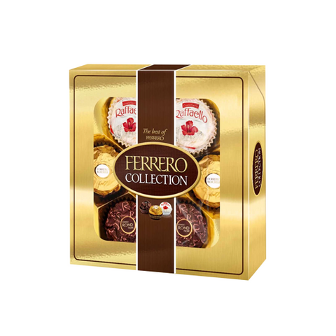Chocolate Ferrero Collection  con 7 piezas