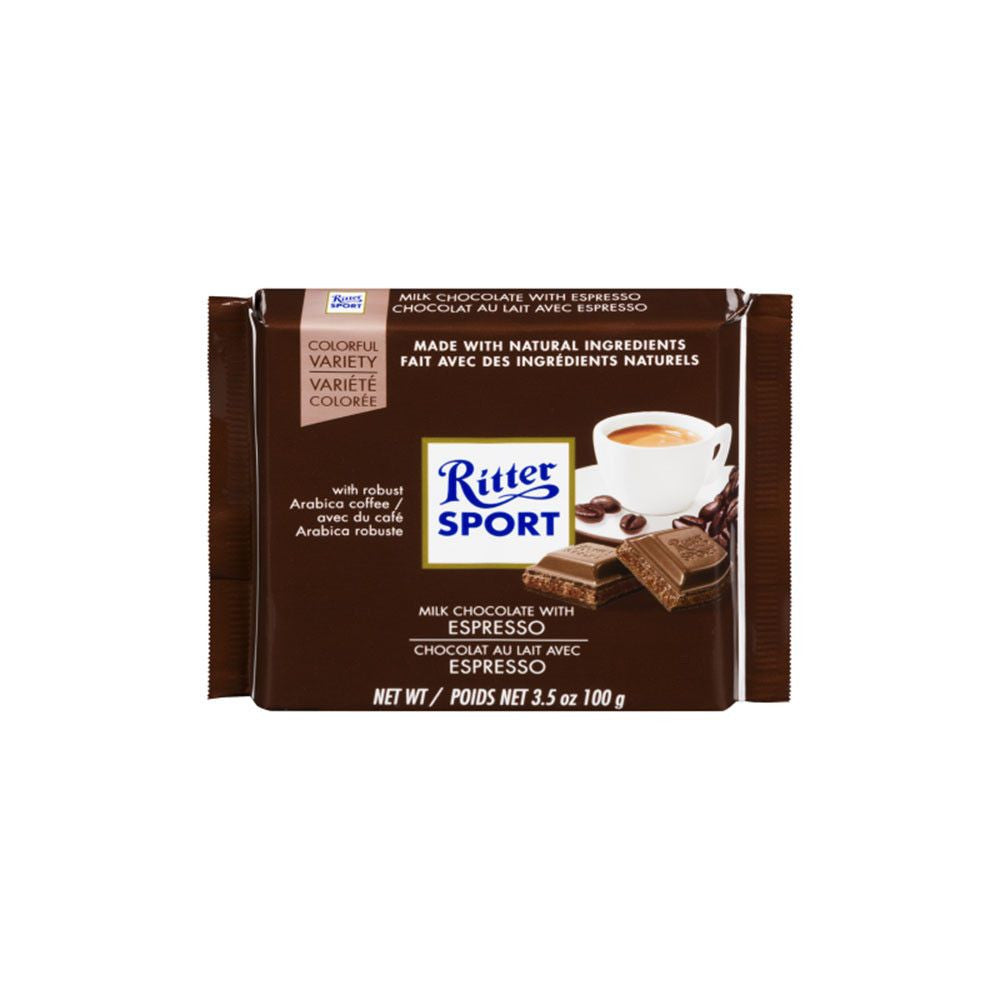 Chocolate Ritter Exp