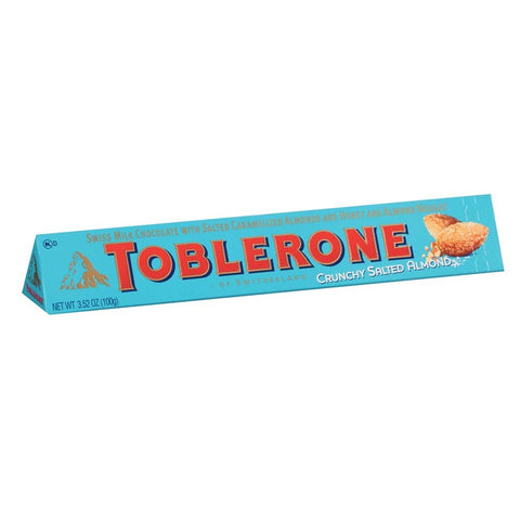 Chocolate Toblerone Crunchy Almonds