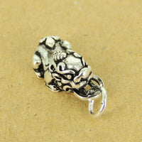1 Pcs 925 Sterling Silver Chinese Brave Troop Pendant Protection DIY Jewelry Making WSP541 Wholesale: See Discount Coupons in Item Details