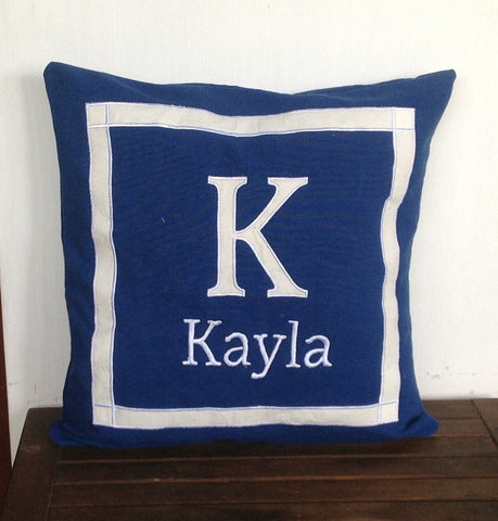 30% OFF Love gift ideas for her, Letter Pillows, Unique love gift, Initial Monogrammed pillowcases, Decorative Letter Throw Pillows