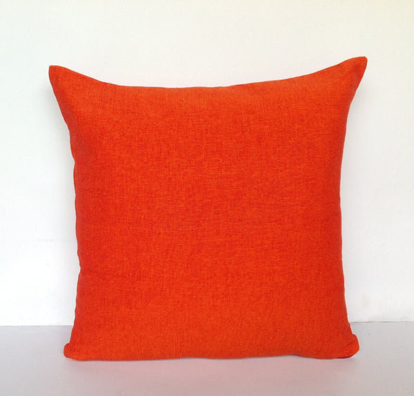 50% OFF Sale Cayenne cotton pillow cover 18x18 inches-Decorative House Decor, Cayenne Cushion Cover