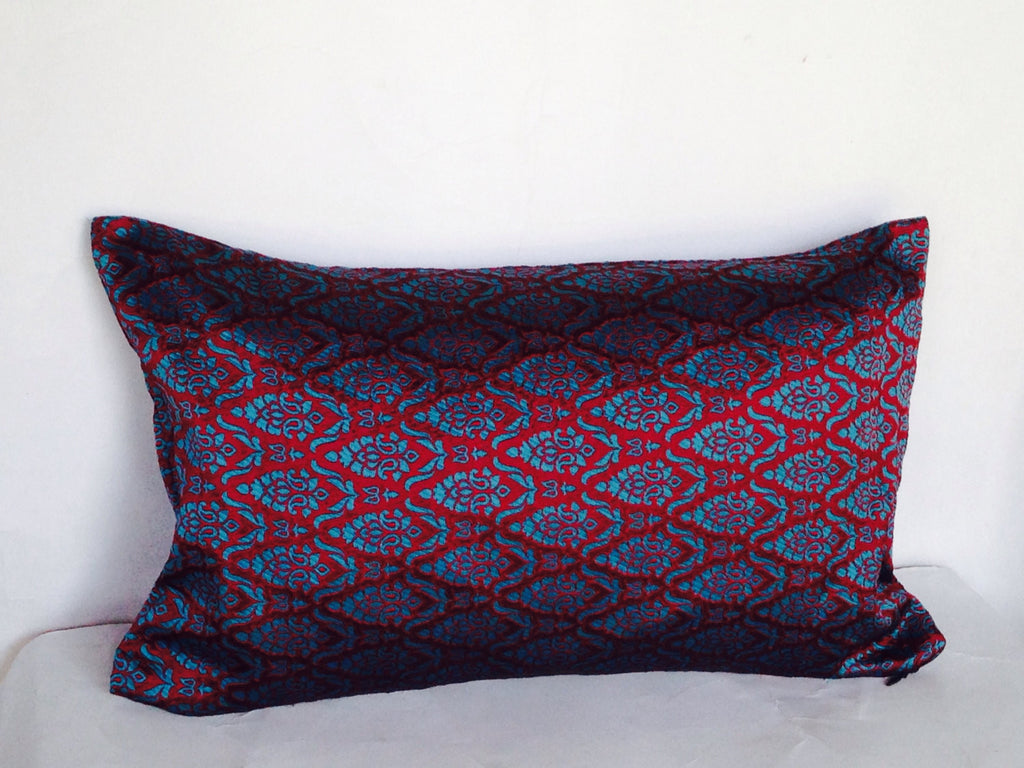 50% OFF Sale Blue, Purple Decorative Pillow CoveCushion Cover, Purple Decorative Pillow Cover