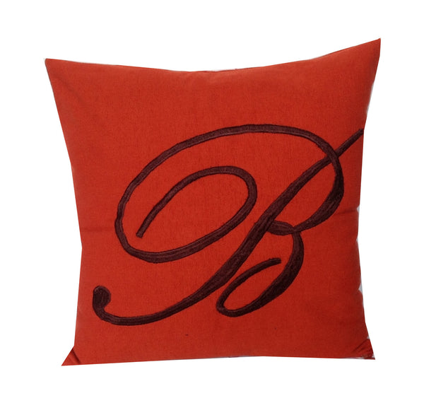 Unique personalized gifts for her, Personalized Pillows, Monogram Pillow, Letter Pillow Decorative Throw Personalized Custom made