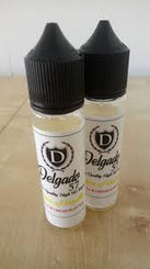 Delgado 57 E Liquid 80% VG 50ml with a Free Nic Shot.