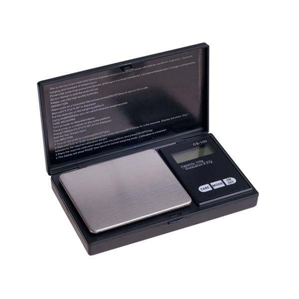 CS Digital Pocket Scale - 100g - 0.01g