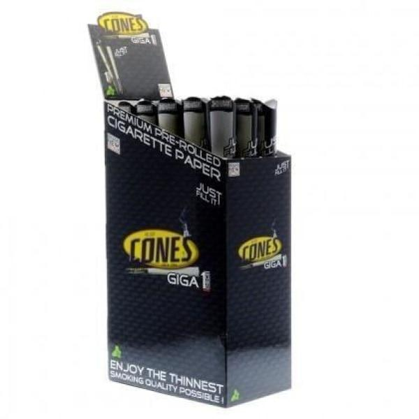 Cones Giga Premium Pre-Rolled Papers