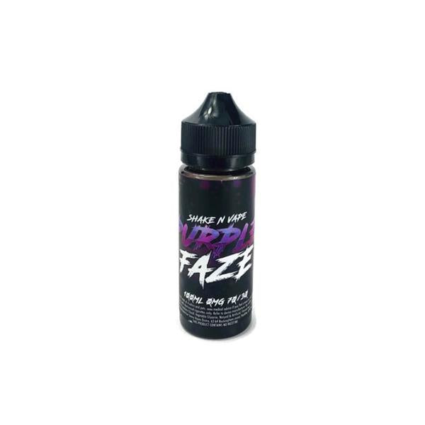 Faze 0mg 100ml Shortfill (70VG/30PG)