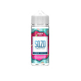 Sqzd On Ice 100ml Shortfill 0mg (70VG/30PG)