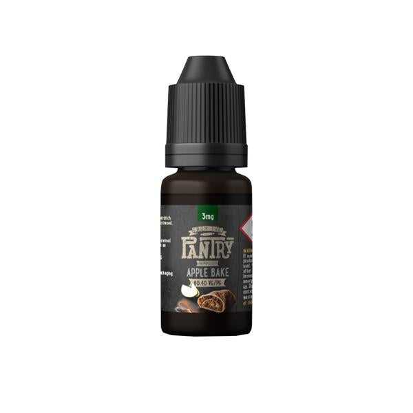 From the Pantry 3mg 10ml E-Liquid (60VG/40PG)